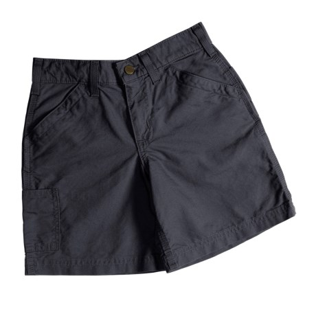 Carhartt Canvas Work Shorts (For Youth)