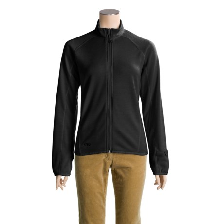 Outdoor Research Reva Sweater - Full Zip (For Women)