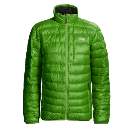 Outdoor Research Transcendent Down Jacket - 650+ Fill Power (For Men)