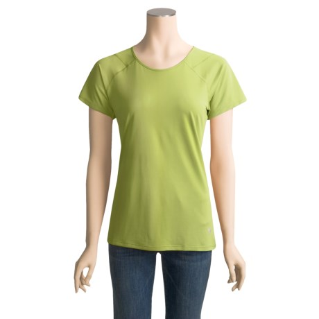 Mountain Hardwear Wicked Lite T-Shirt - Short Sleeve (For Women)