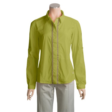 Mountain Hardwear Trailhead Shirt - UPF 25, Long Sleeve (For Women)
