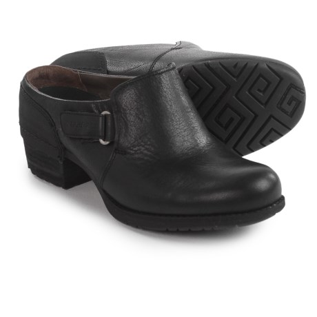 Merrell Shiloh Slip-On Clogs - Leather (For Women)