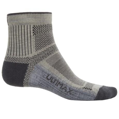 Wigwam Ultra Cool-Lite Hiking Socks - Quarter Crew (For Men and Women)