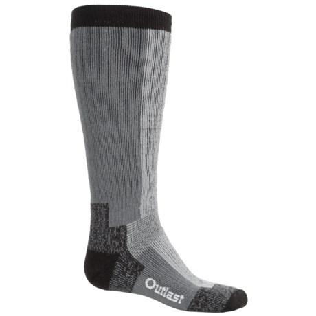 Wigwam Outlast® Rubber Boot Socks - Merino Wool Blend, Over the Calf (For Men)