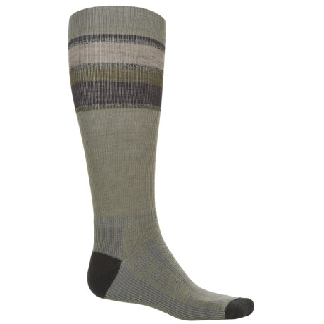 Wigwam Tall Trekker Fusion Socks - Compression, Over the Calf (For Men)