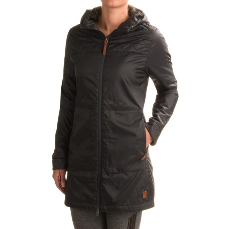 Toad&Co Airvoyant Hooded PrimaLoft® Puffer Jacket - Insulated (For Women)