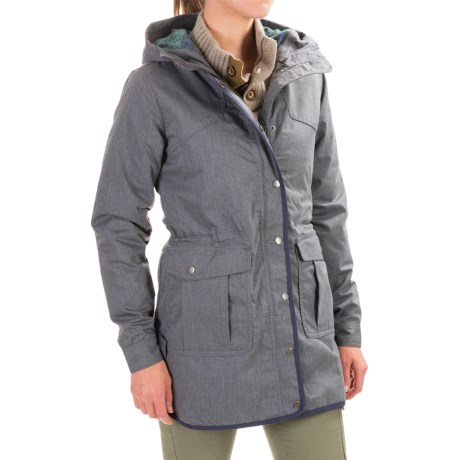 Toad&Co Bancroft Hooded Parka - Insulated (For Women)