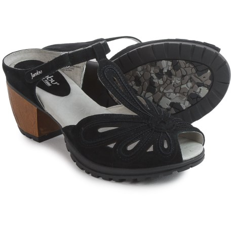 Jambu Sahara Sandals - Suede (For Women)