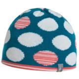 SmartWool Wintersport Dot Hat - Merino Wool, Reversible (For Boys)
