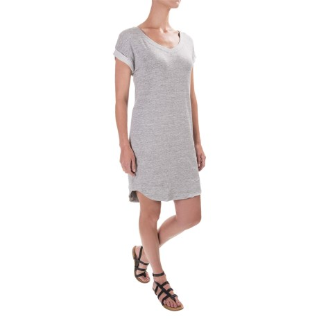 Specially made Cotton Shift Dress - Short Sleeve (For Women)