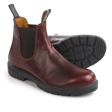 Blundstone 1400 Pull-On Boots - Factory 2nds, Leather (For Men and Women)