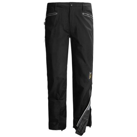 Mountain Hardwear Vertical Gore-Tex® Pants - Waterproof (For Men)