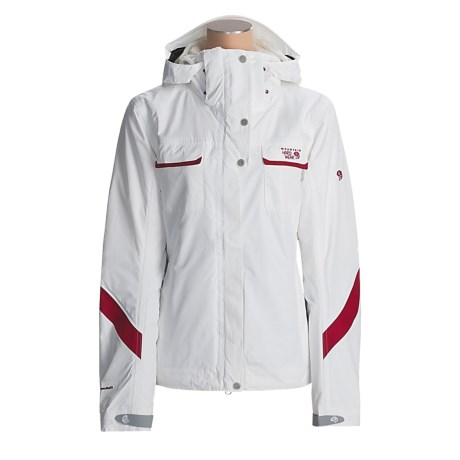 Mountain Hardwear Ascent MCZ Jacket (For Women)