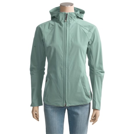 Mountain Hardwear Chockstone Jacket - Soft Shell (For Women)
