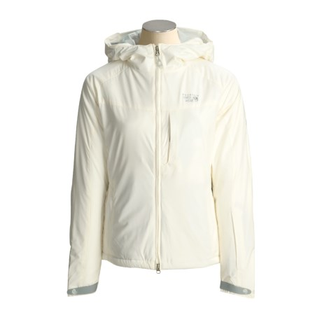 Mountain Hardwear Whitesail Jacket - PrimaLoft® Insulated (For Women)