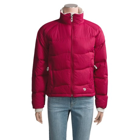 Mountain Hardwear Lodown Down Jacket - 650 Fill Power (For Women)