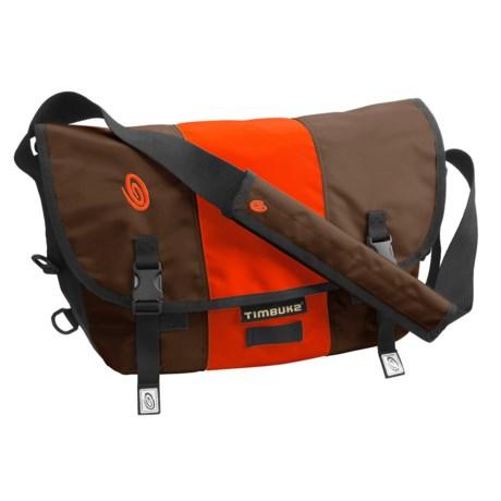 Timbuk2 Classic Messenger Bag - Ballistic Nylon, Medium