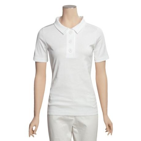 Bogner Erina Shirt - Cotton Interlock, Short Sleeve (For Women)