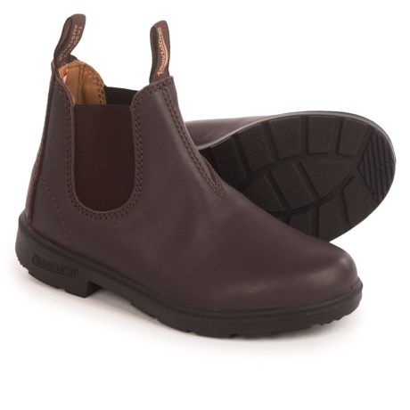 Blundstone Blunnies Leather Boots - Factory 2nds (For Little Kids)