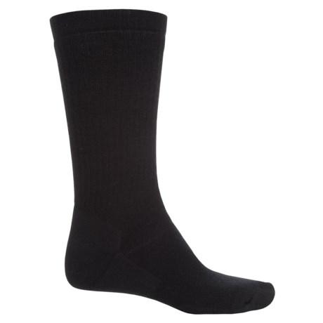 SmartWool Heathered Socks - Merino Wool, Crew (For Men)