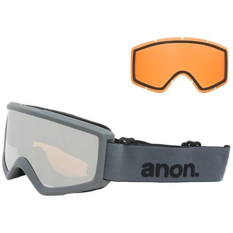 Anon Helix 2.0 Ski Goggles - Extra Lens