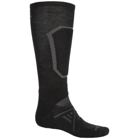 SmartWool PhD Midweight Ski Socks - Merino Wool, Over the Calf (For Men)