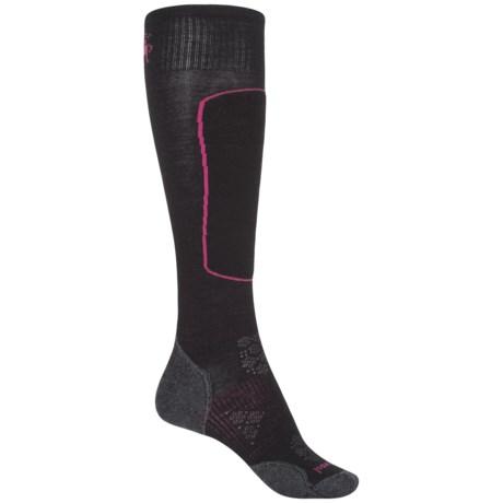 SmartWool PhD Ski Light Elite Socks - Merino Wool, Over the Calf (For Women)