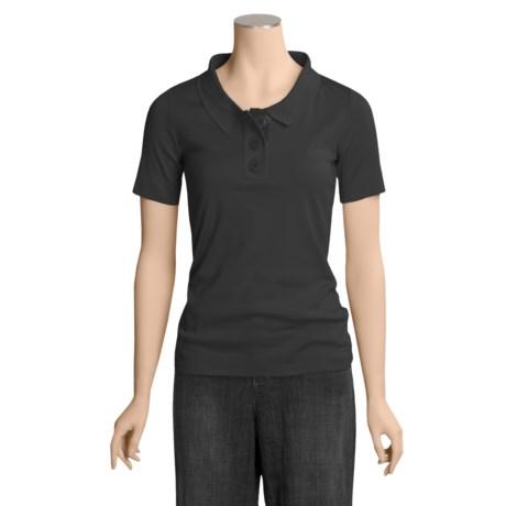 Bogner Ivona Shirt - Interlock Cotton Knit, Short Sleeve (For Women)