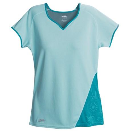 GoLite DriMove Cocona® Shirt - UPF 50+, Short Sleeve (For Women)