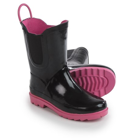 Yokids I Love YoKids Splash Me Mackenzie Rain Boots (For Little and Big Girls)
