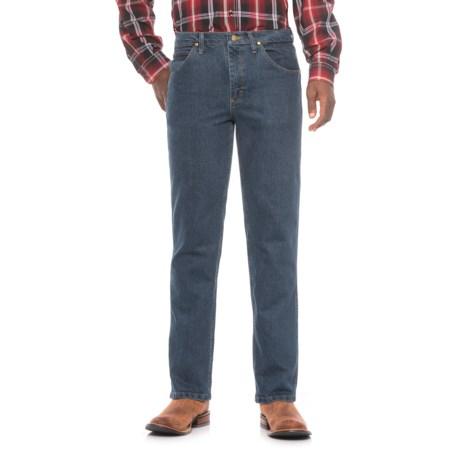Wrangler Premium Performance Advanced Comfort Cowboy Cut Jeans - Slim Fit (For Men)