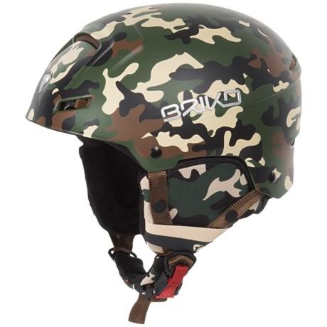 Briko Faito Ski Helmet (FOR MEN AND WOMEN)