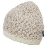 Muk Luks Textured Fleece Beanie (For Women)