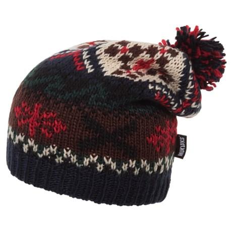Muk Luks Winter Lodge Slouch Beanie (For Women)
