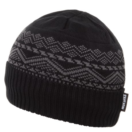 Muk Luks Cuff Cap - Fleece Lined (For Men)