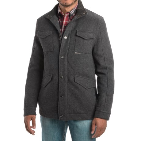Powder River Outfitters Wool Field Jacket (For Men)