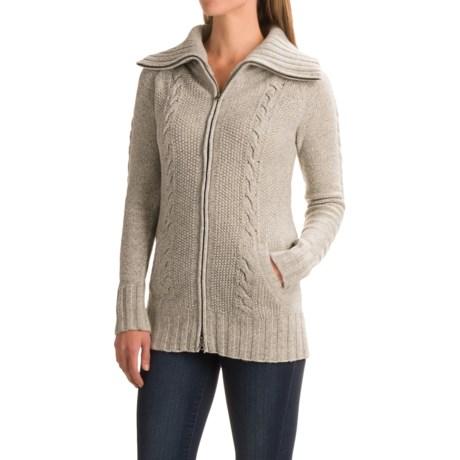 SmartWool Crestone Sweater Jacket - Merino Wool (For Women)