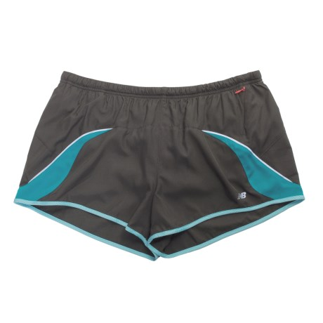 "New Balance NBX 2"" Running Shorts - Cocona®, X-Static® (For Women)"