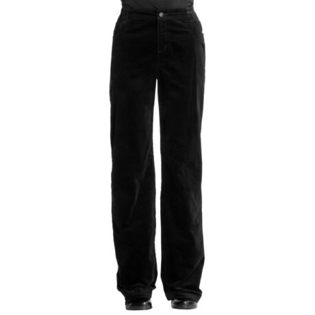 Tall Girl Favorite Velvet Pants (For Tall Women)