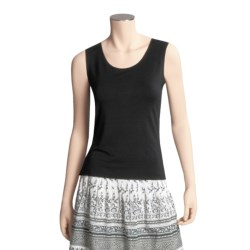 Think Tank Modal Jersey Tank Top (For Women)