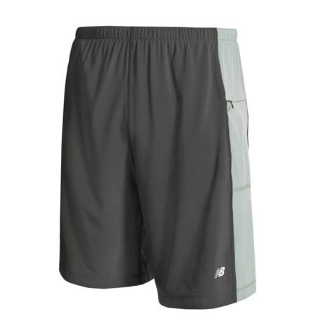 "New Balance Road Shorts - 9"" (For Men)"