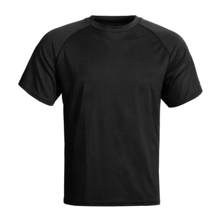 CW-X Dri-Mesh T-Shirt - UVA 50+, Short Sleeve (For Men)