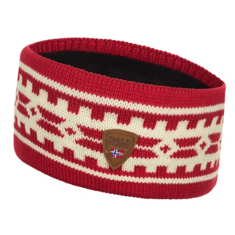 Dale of Norway Alpina Wool Headband (For Women)