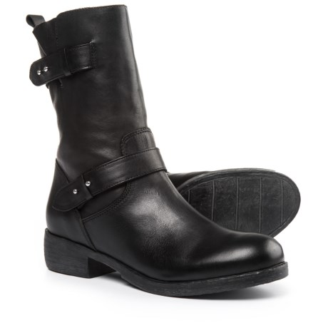 Barbara Barbieri Moto Mid-Calf Boots (For Women)