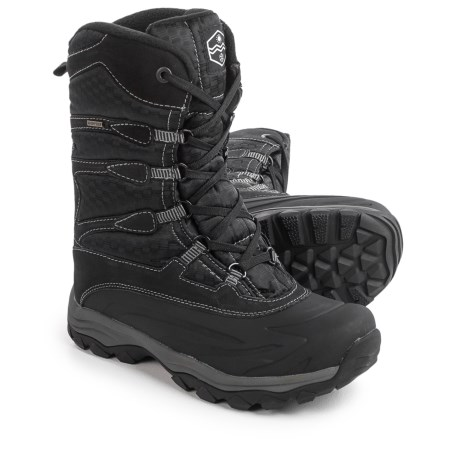 Khombu Fred-K Snow Boots - Waterproof, Insulated (For Men)