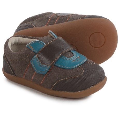 See Kai Run Kanoa Shoes - Suede (For Infants and Toddler Boys)