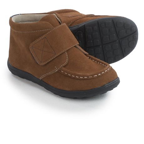 See Kai Run Desmond Boots - Suede (For Toddlers and Little Boys)