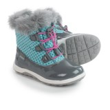 See Kai Run Abby Snow Boots - Waterproof (For Little and Big Girls)