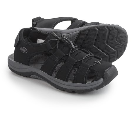 Khombu Chandler Water Sandals - Leather (For Men)