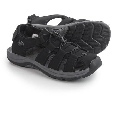 Khombu Chandler Water Sandals - Leather (For Men)